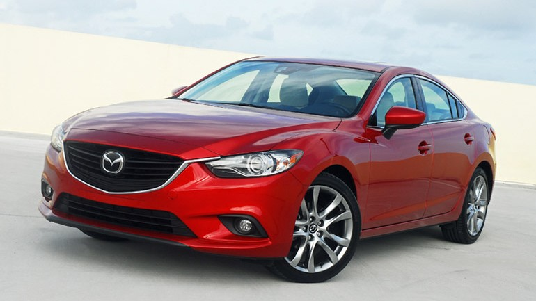 2014 Mazda MAZDA6 Grand Touring Review & Test Drive