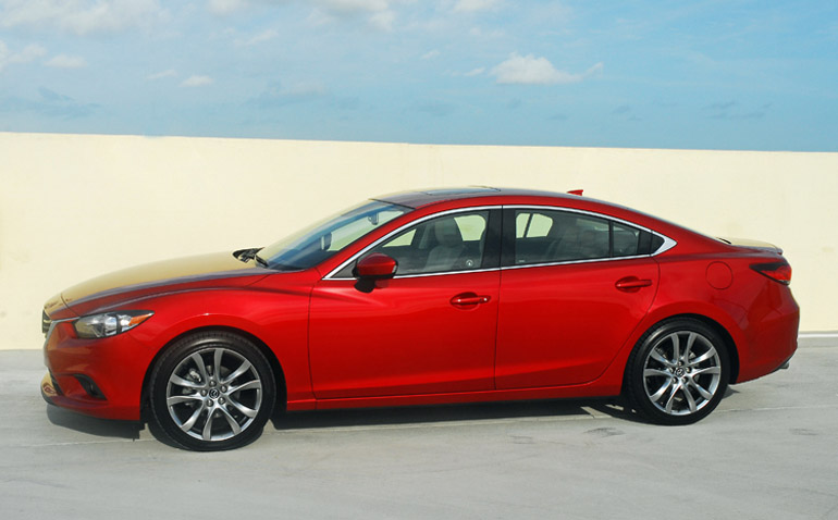 2014 Mazda MAZDA6 Grand Touring Review  Test Drive