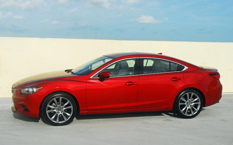 2014 Mazda 6i Sedan Beauty Side Done Small