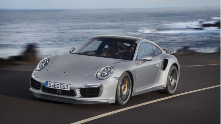 2014 Porsche 911 Turbo First Look
