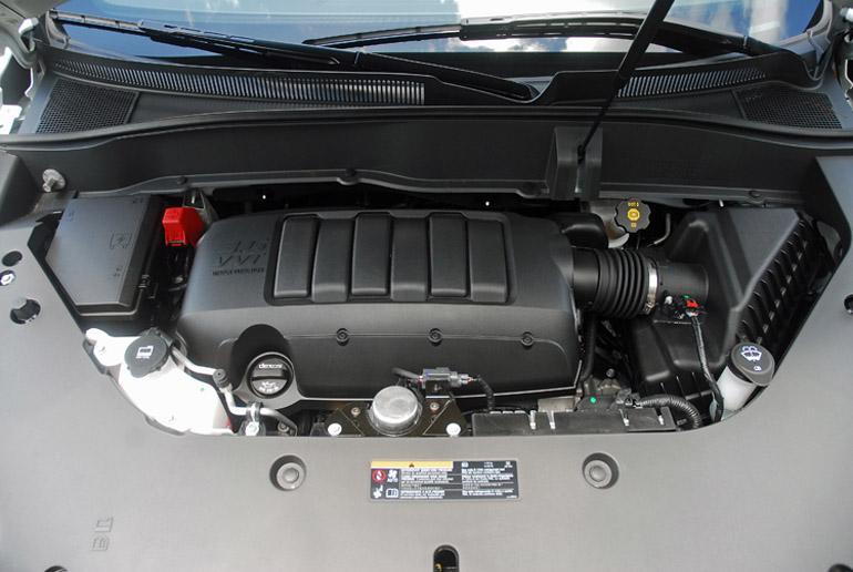 2013 GMC Acadia  Denali AWD Engine Done Small
