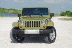 2013 Jeep Wrangler Four Door Beauty Headon Done Small