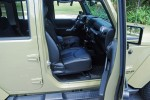 2013 Jeep Wrangler Four Door Front Seats Done Small