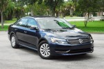 2013 Volkswagen Passat S Beauty Left Wide Done Small