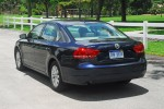 2013 Volkswagen Passat S Beauty Rear Done Small
