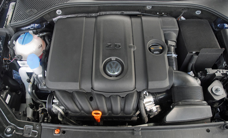 2013 Volkswagen Passat S Engine Done Small