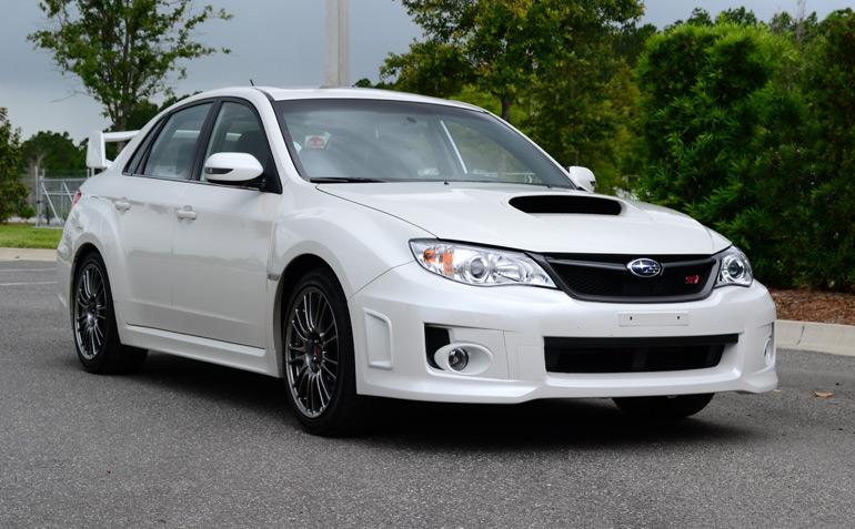 2013 Subaru Impreza Wrx Sti Review Amp Test Drive