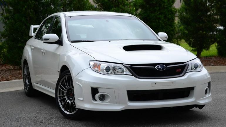 2013 Subaru Impreza WRX STi Review & Test Drive