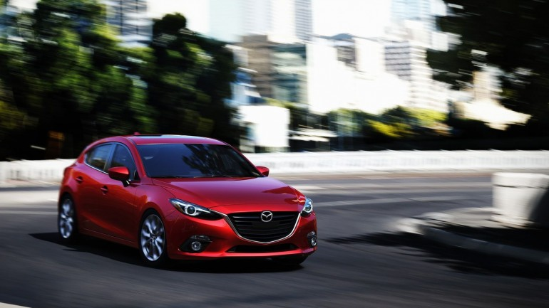 Mazda Unveils All-New 2014 Mazda3