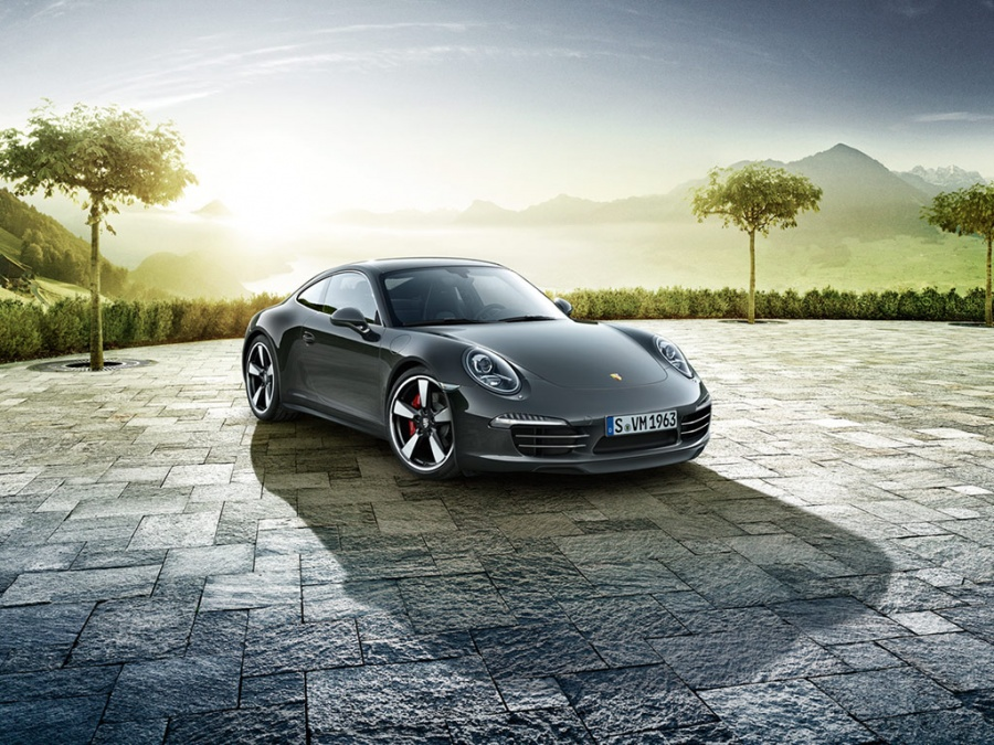 porsche 911 50th anniversary edition revealed w video. Black Bedroom Furniture Sets. Home Design Ideas