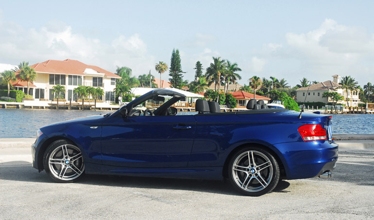 BMW Is Convertible Review Test Drive - Bmw 135is convertible
