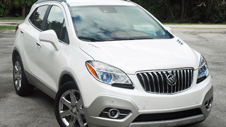 2013 Buick Encore FWD Premium Review & Test Drive