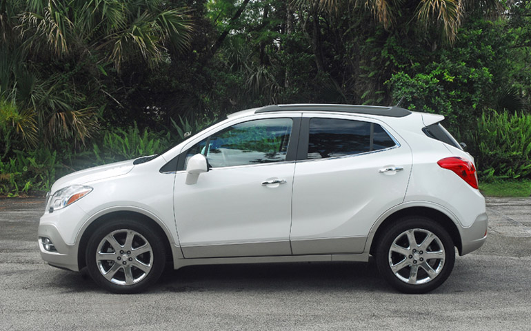 2013 Buick Encore FWD Premium Beauty Side Done Small