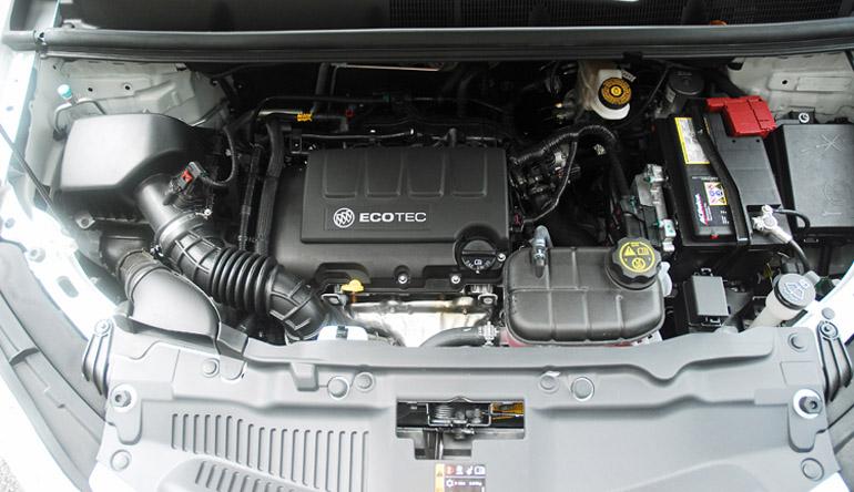 2013 Buick Encore FWD Premium Engine Done Small