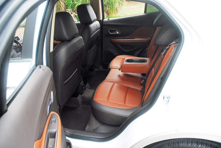 buick encore back seat. 2013 buick encore fwd premium rear seats done small back seat
