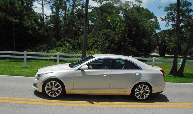 2013 Cadillac ATS Turbo Pan Left Done Small