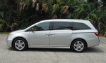 2013 Honda Odyssey MiniVan Beauty Side Done Small