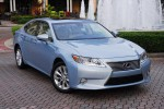 2013 Lexus ES300h Hybrid Beauty Left Done Small