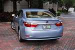 2013 Lexus ES300h Hybrid Beauty Rear Done Small