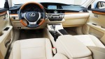 2013 Lexus ES300h Hybrid Dashboard Done Small