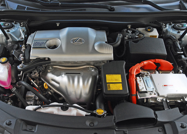 2013 Lexus ES300h Hybrid Engine Done Small