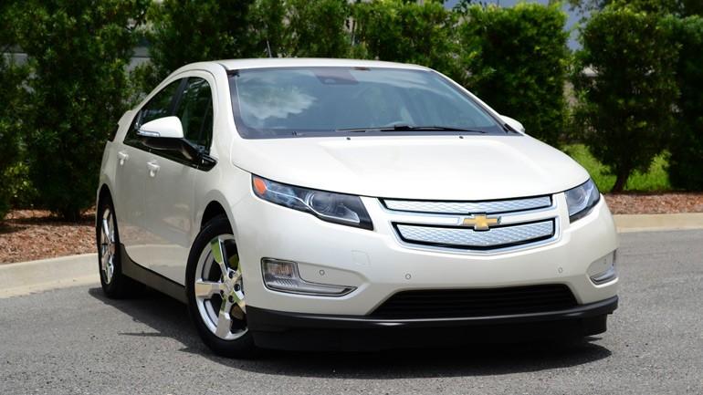 2013 Chevrolet Volt Quick Driving Impressions