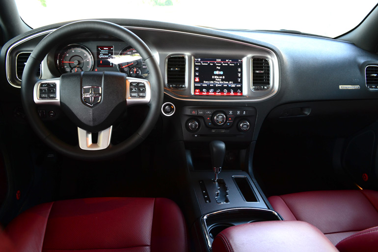2013 Dodge Charger Rt Awd Dashboard