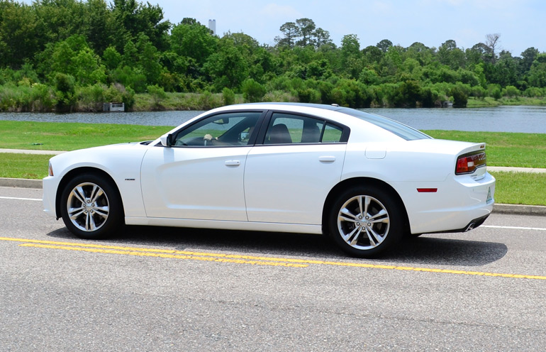 2013 Dodge Charger RT AWD Review  Test Drive