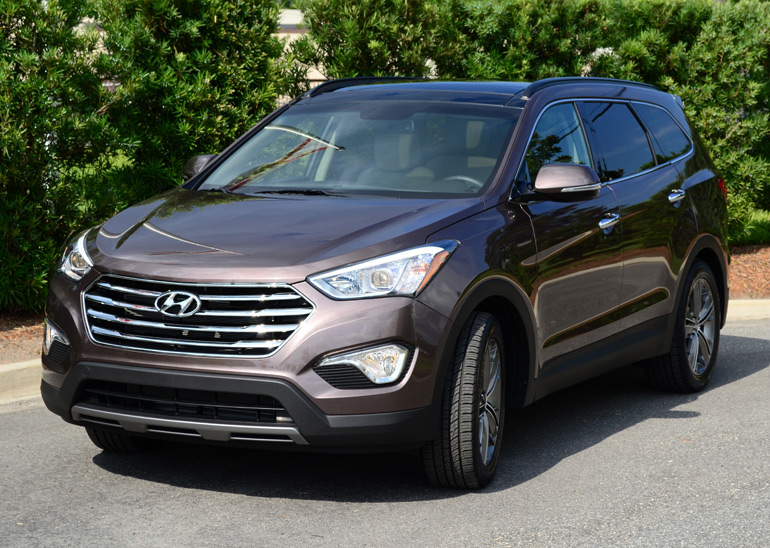 2013 hyundai santa fe limited fwd review test drive. Black Bedroom Furniture Sets. Home Design Ideas
