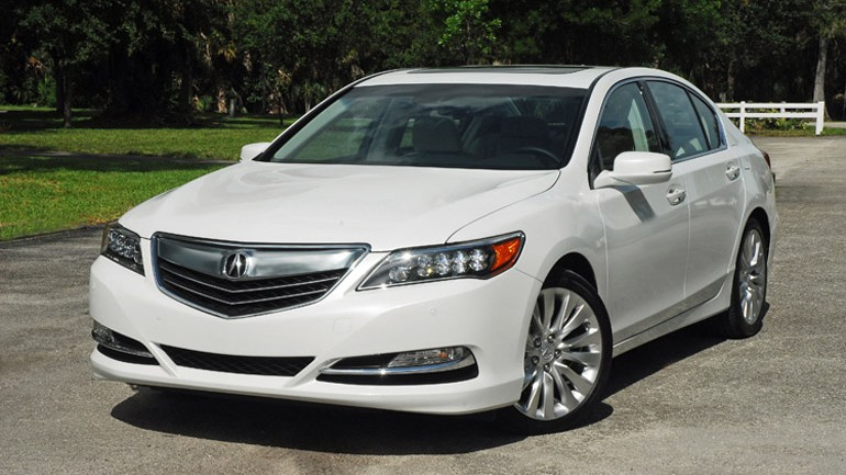 2014 Acura RLX Review & Test Drive
