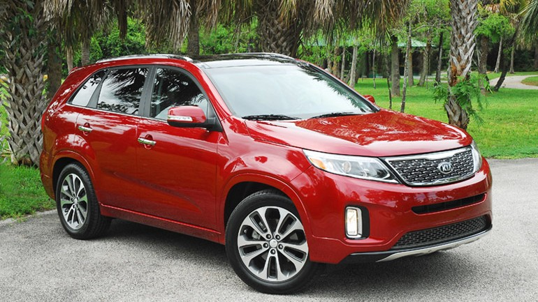 2014 Kia Sorento SX FWD Review & Test Drive
