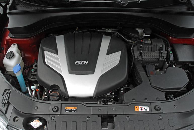 2014 Kia Sorento SX SUV Engine Done Small