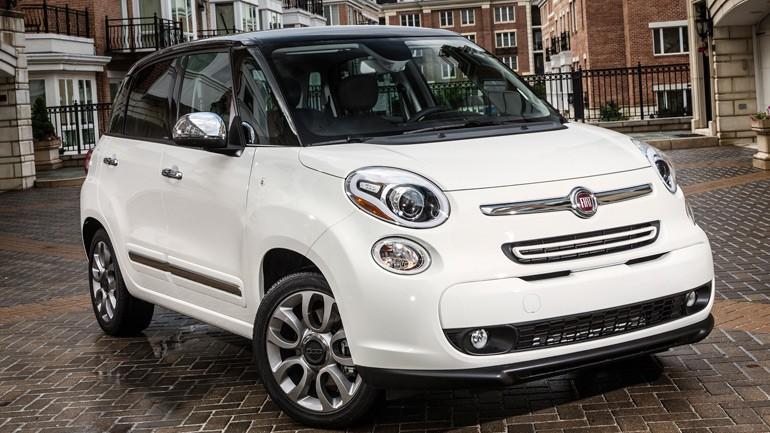 2014 Fiat 500L Lounge 5-Door Review & Test Drive