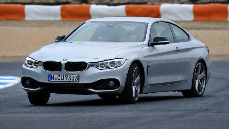 New BMW 435i Coupe Grows on Us
