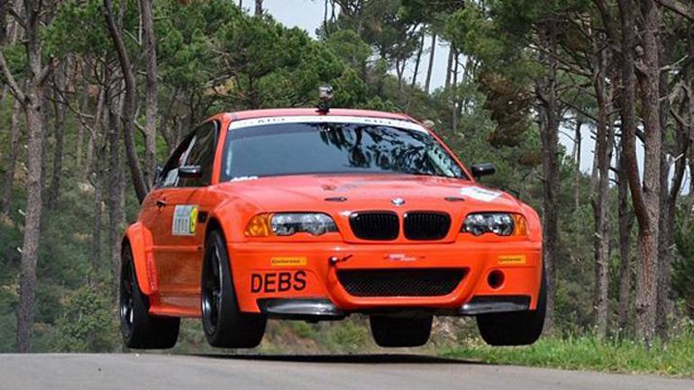 BMW M3 E46 Makes Epic Drifting Lebanese Hill Climb: Video