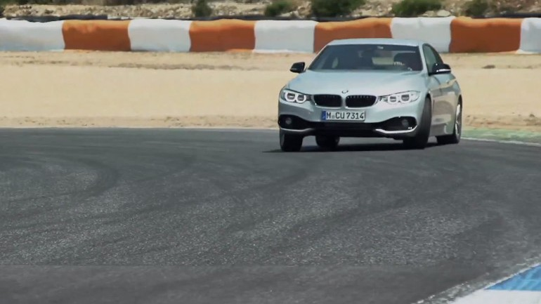 Chris Harris On Cars: 2014 BMW 435i Road and Track Tested – Video