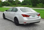 2013 Lexus GS350 FSport Beauty Rear Done Small