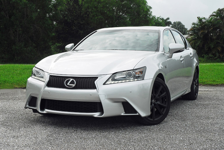 2013 Lexus GS350 FSport Beauty Right Done Small