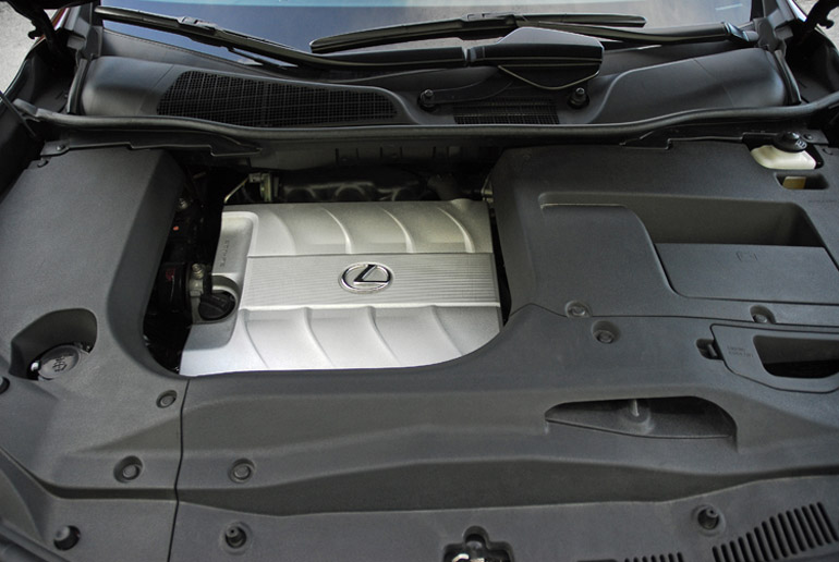 2013 Lexus RX F Sport Engine Done Small