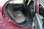 2013 Mitsubishi i-MEV Electric Back Seats Done Small
