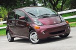 2013 Mitsubishi i-MEV Electric Beauty Left Up Done Small