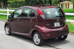 2013 Mitsubishi i-MEV Electric Beauty Rear Done Small