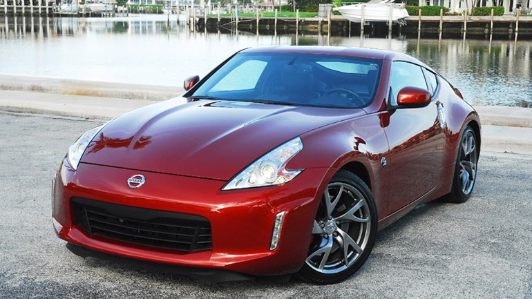 2013 Nissan 370Z Touring Sport Review & Test Drive