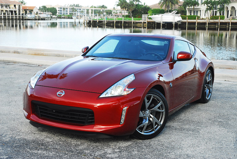 2013 Nissan 370Z Sport Touring Coupe Beauty Right Done Small