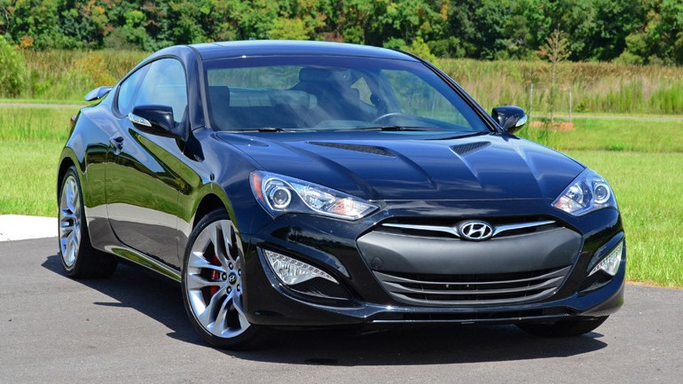 2013 Hyundai Genesis Coupe 3.8 Track Driving Impressions & Quick Spin