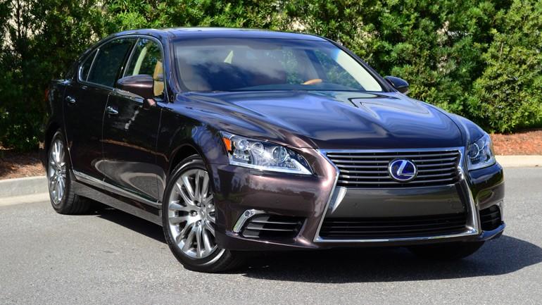 2013 Lexus LS 600h L Hybrid Review & Driving Impressions