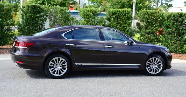 2013 lexus ls 600h l hybrid review driving impressions. Black Bedroom Furniture Sets. Home Design Ideas