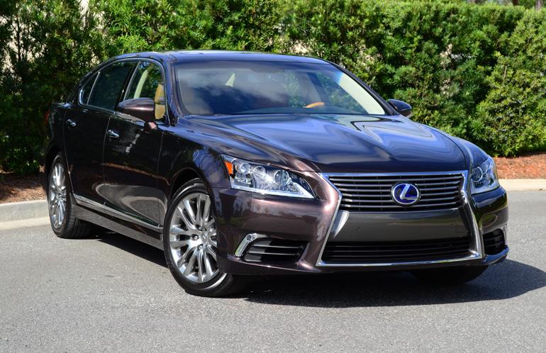 2013 Lexus Ls 600h L Hybrid Review Amp Driving Impressions