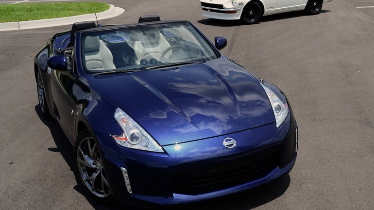 2013 Nissan 370Z Touring Roadster Quick Spin