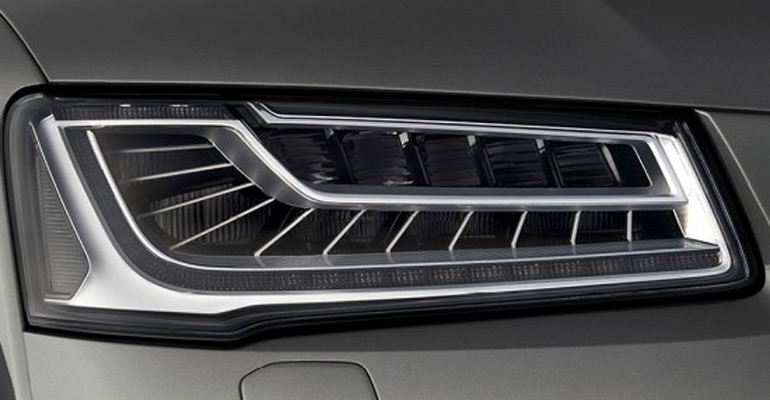 2014 Audi A8 and S8 Technology Leaves Us in Amazement